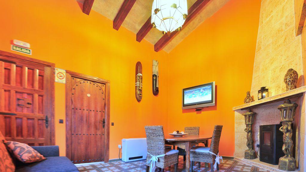 Casa rural con spa en avila casaspalavilla - Casas rurales para dos con jacuzzi privado ...